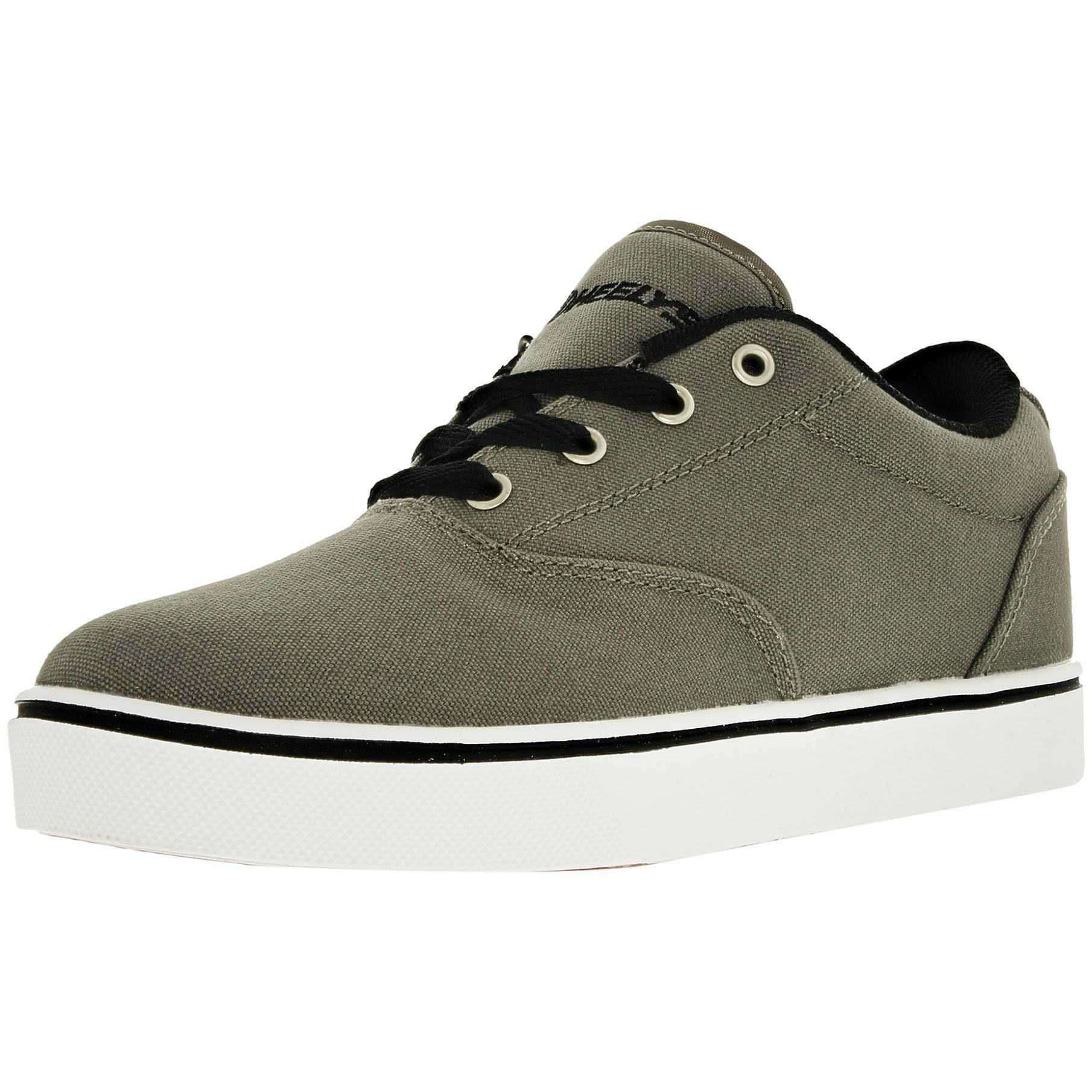 Gray Launch Boys Grey 6 black Heelys white Youth white Size ZUCwx1q