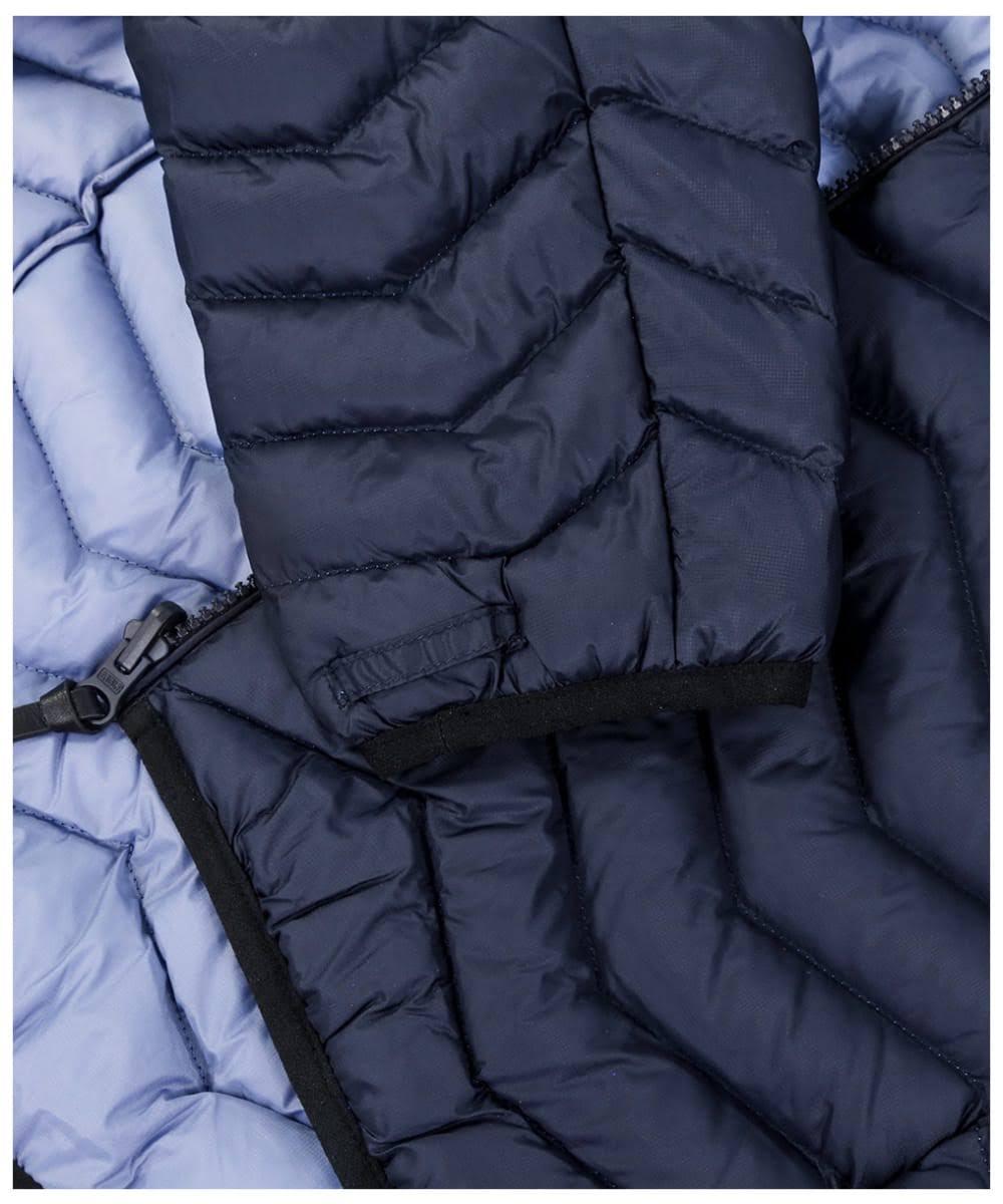 Oscuro Empacable Para Liviana Chaqueta Azul Aigle Marino De Acolchada Mountony Hombre WSTTxwqcan