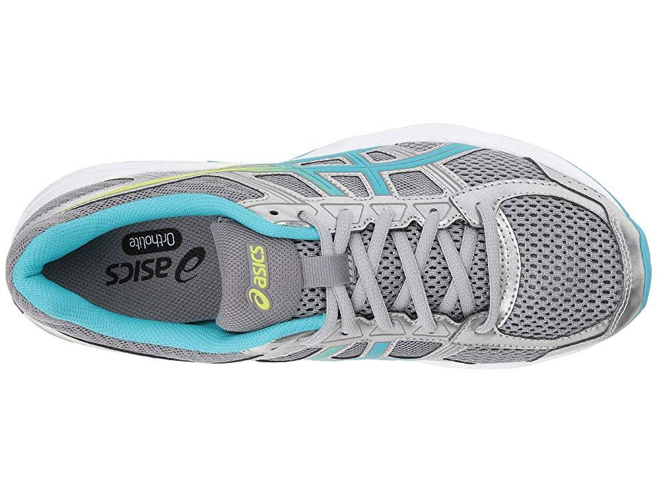 T765q Us contend Gel Women Pre Running De 9339 Asics Silver Zapatillas 4 9 5 fwI7wnx1qd