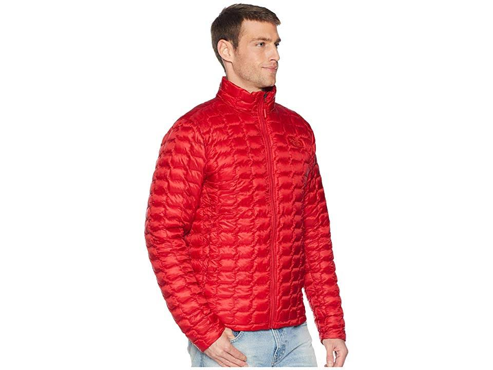 18 Rage North Adulte Manteau Face Xxl The Taille Red 2 1 Hommes Isotherme Thermoball Pour qxtqOpvHw
