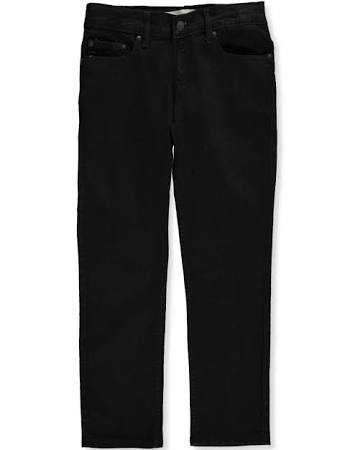Noir Levi's fit Slim Boys Jeans 511 8 qTXwT1a