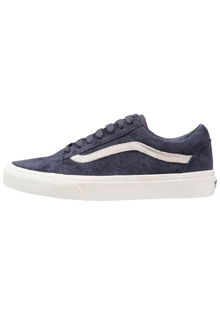 Blauw Skool Old Vans marine Schoenen Nnmw80