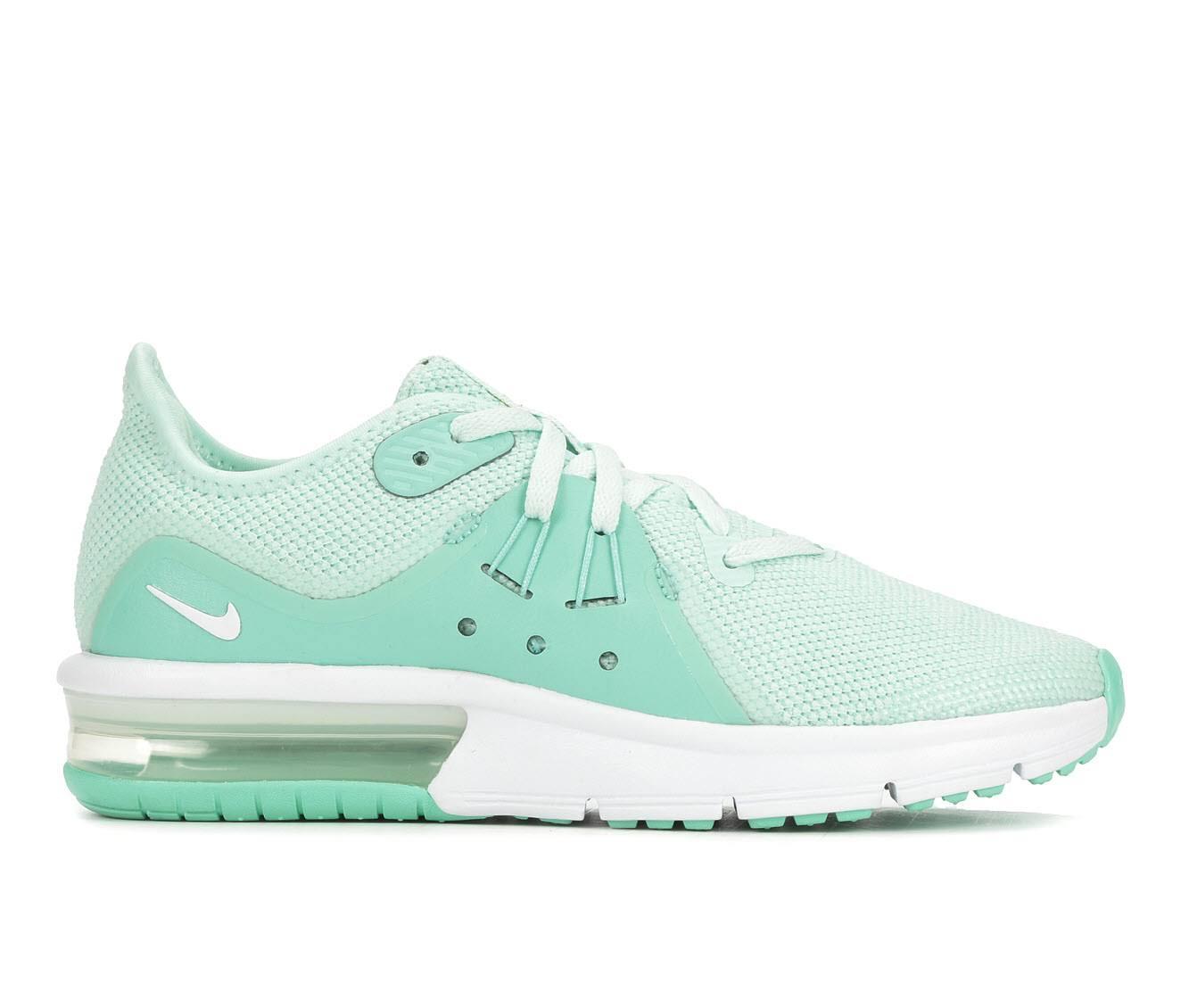 Zapatillas Cordones White Para De Igloo Nike 4 Niños Tamaño Deporte Verde Con 8qwrXt8