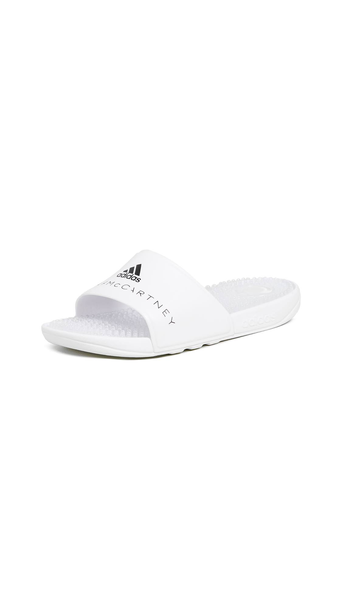 Slides Blanco Stella By W Adissage Adidas Mccartney XanqHU
