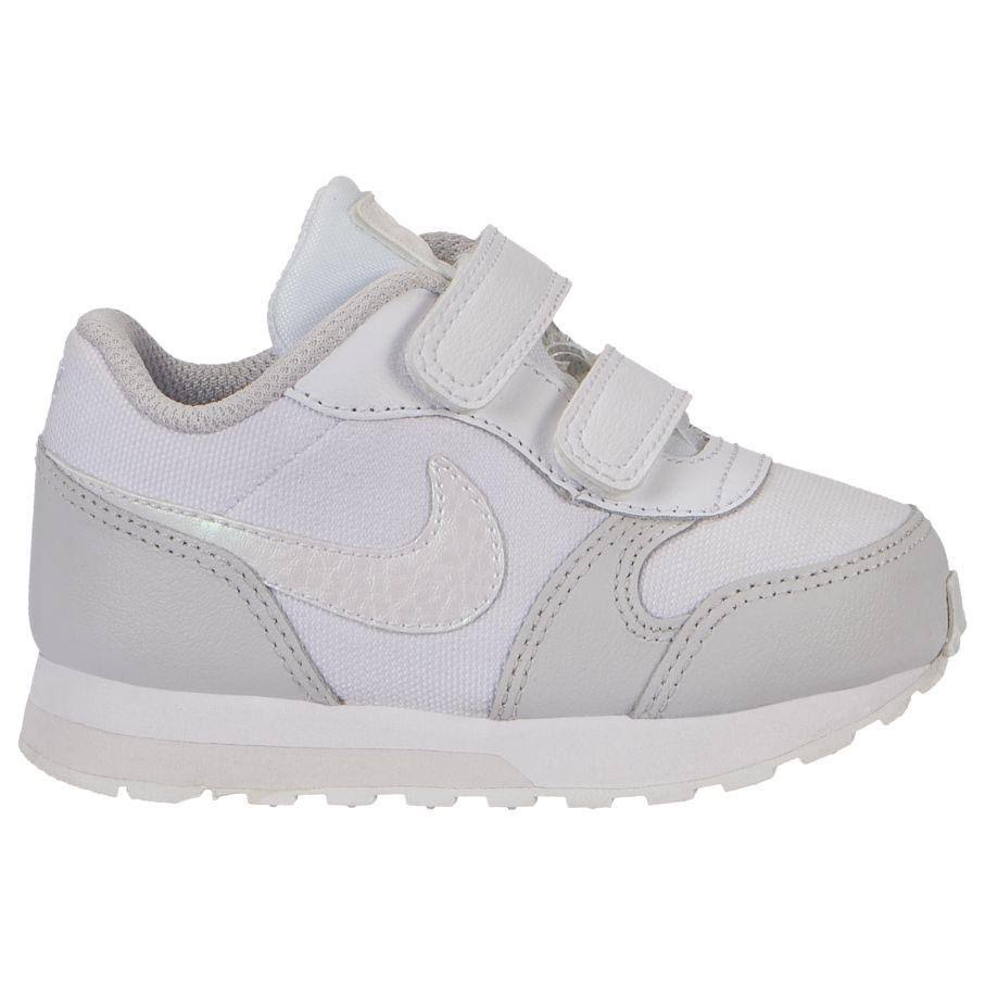 Runner 21 Tdv 2 vastgrey Md white Nike White Eu v5Cqwx