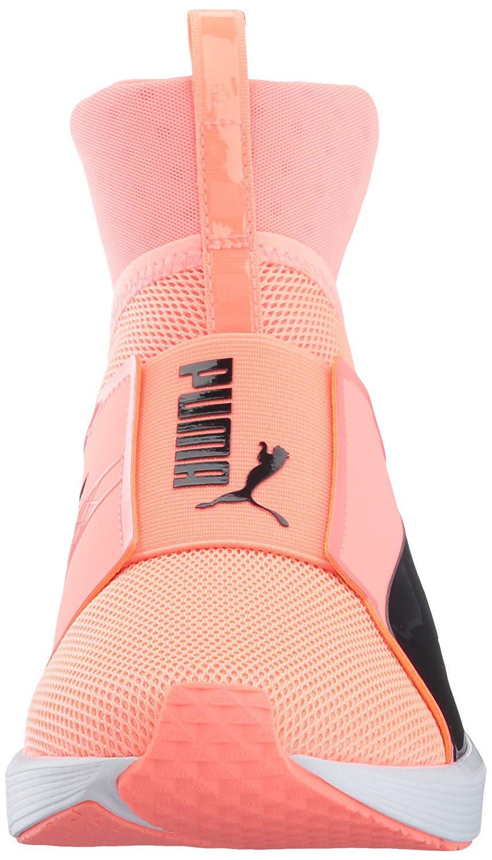 trainer Mujer Fierce Black De Nrgy puma Puma Peach Core Cross Zapatillas wYqtF
