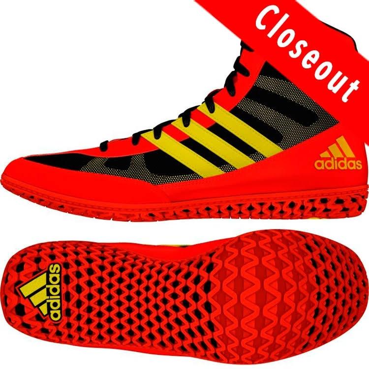 3 Mat Adidas Gelb Wizard rot Schwarz x1qqRw