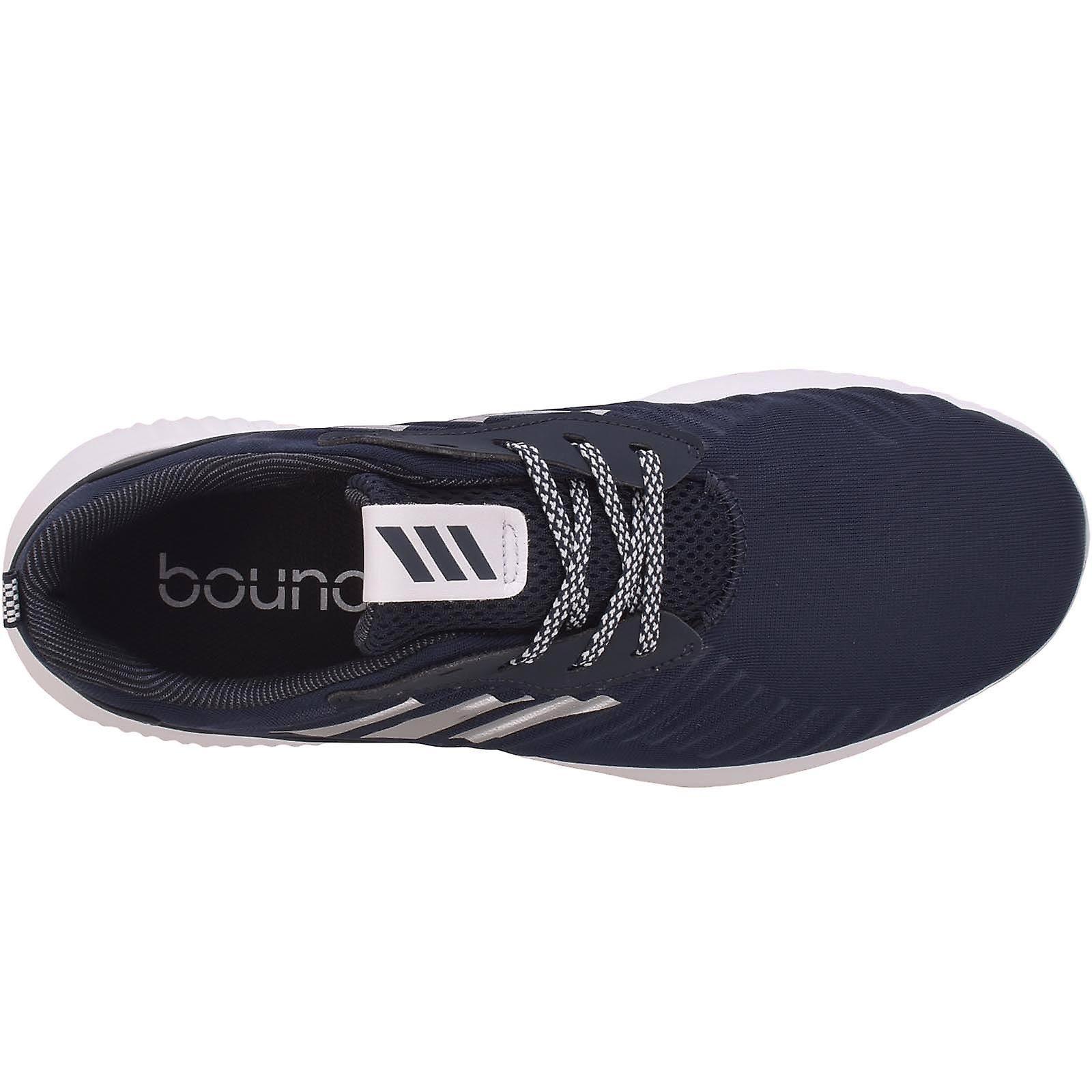 Adidas Performance Mens Alphabounce RC Pce Up Running shoes Trainers - Marina Blu marino 8 UK  EhLDRD