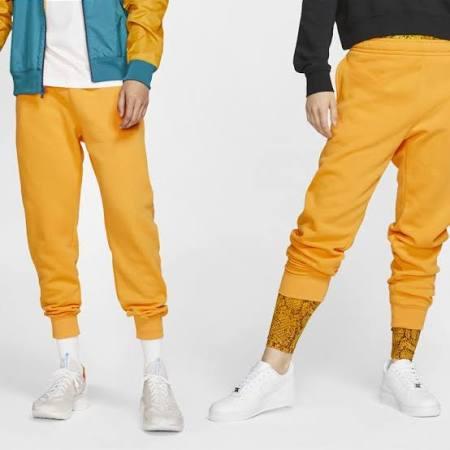 Nike Sportswear Club Fleece Joggers - Gold
