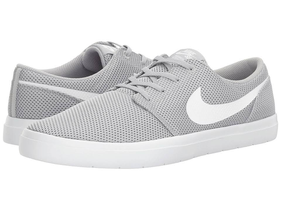 white Wolf Ii Grey Ultralight Portmore 12 Men's Sb Size Nike Shoe gBxqZw8gO
