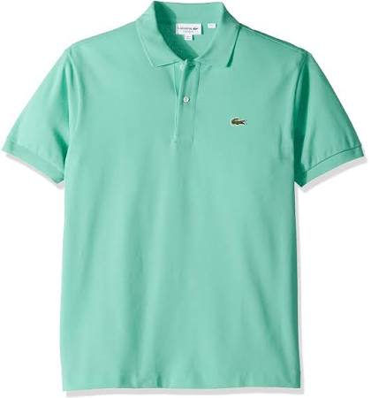 Polo Lacoste Green Xl L Pique Classic 12 12 ZZEwvxCq