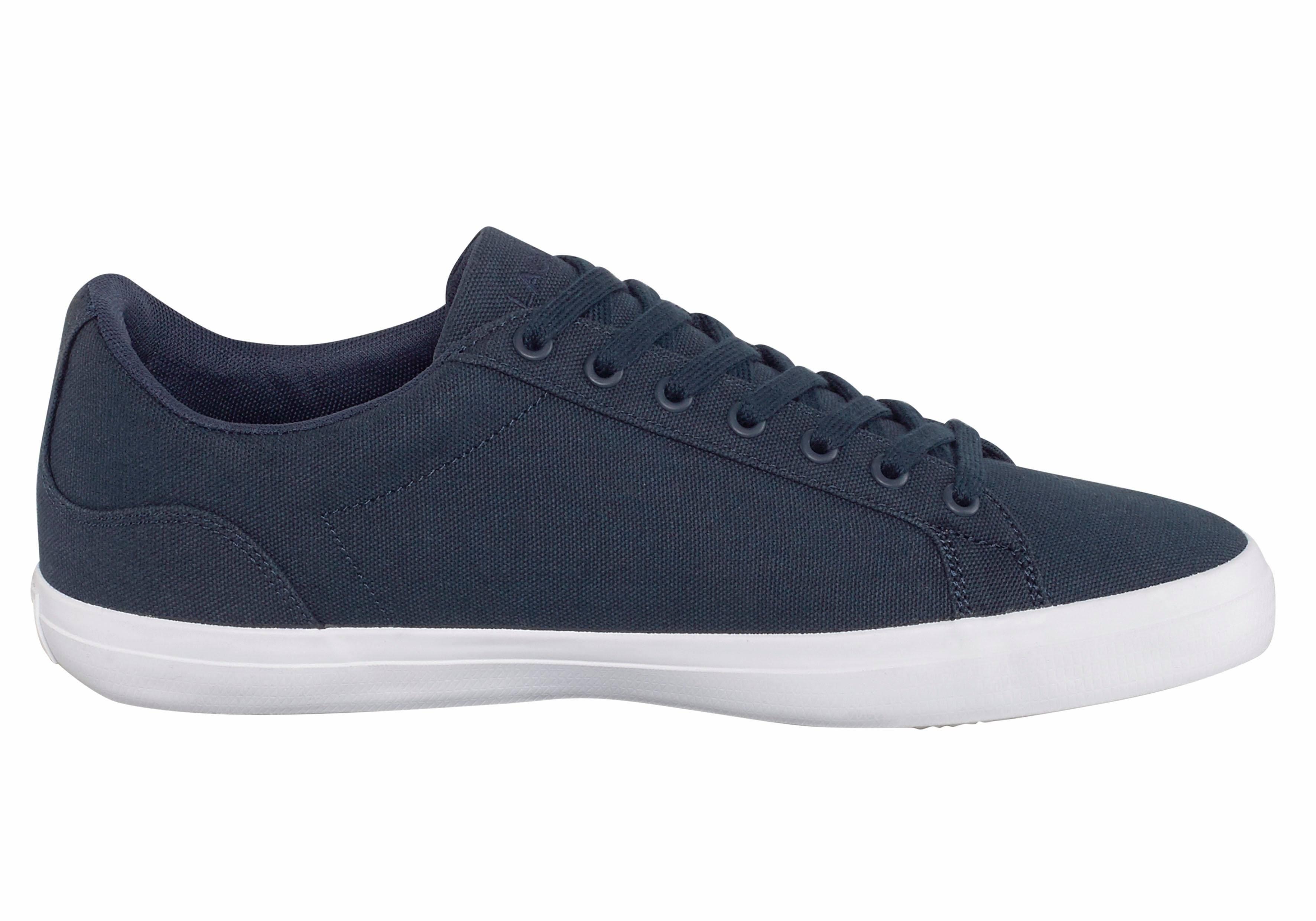 Ii In Heren Lerond Lacoste Sneaker Blauw 41 Bl Blauw 7ZXPIq