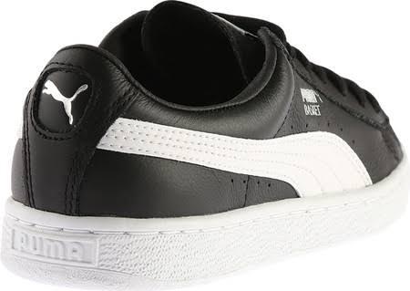 Basket Sneaker Negro Blanco 6 Mujer Lfs Puma 5 Classic gwOBqRaax