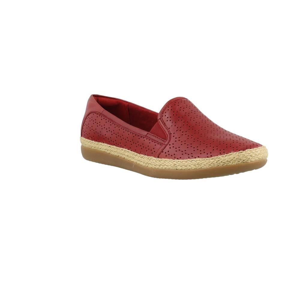 Casual On Tacco Donna Pelle Piatto Shoes Clarks Di Molly Danelly In VGLSzpjqMU