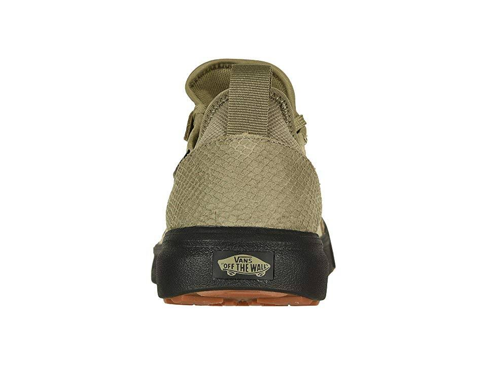 Para 0 reptil Cubierto Tamaño Zapatillas Negro Verde Hombre Ac Knit Vans Ultrarange 8 Ixvqv87gw
