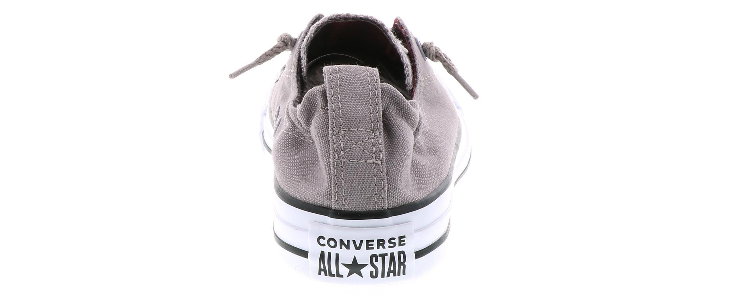 sneaker frauen on Converse Shoreline Chuck All Star Taylor Slip w64qRS