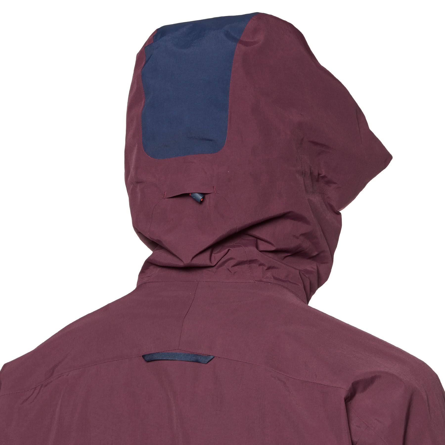 Snow Blue Tarn Haglöfs Jacket Aubergine Nengal wZnYxz