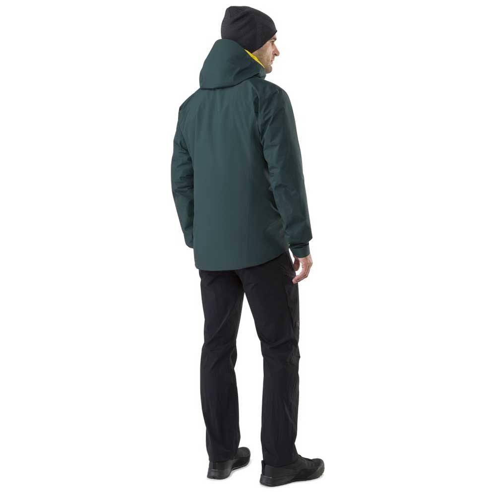 Arc'teryx Sl 372934 Hombre Para Firoza Zeta Jacket Medium Dark UrOUxB