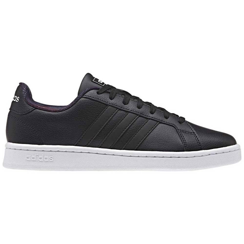 Adidas Grand CoreblackActivepurple 40 Eu Court zjSUVpqMGL
