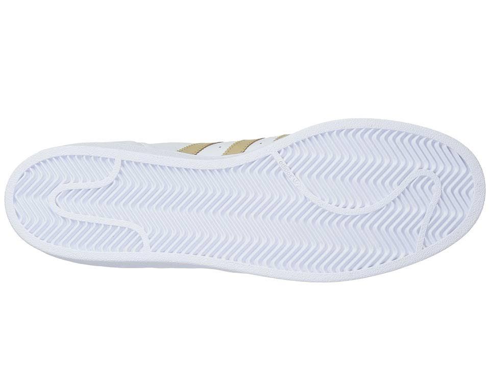 Dorado 9 Cq0676100 Hombre Superstar De Originals Zapatillas Para Baloncesto Adidas Blanco 5 Tamaño 6nz47qwBf
