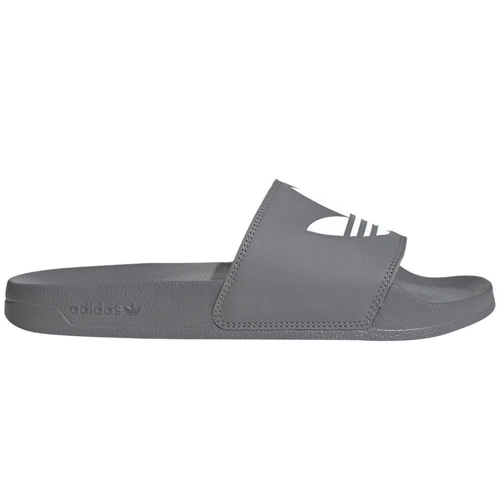 Adidas Adilette Lite Slides - Grey