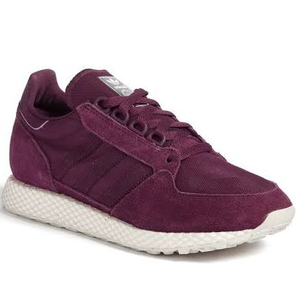 8 Night Originales Mujeres Adidas Zapatillas Grove Forest Red XRwqfwxUv