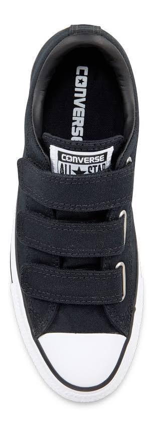 Chuck Ox Converse All 3v Scarpa Casual Taylor Star Nera rdChsQtx