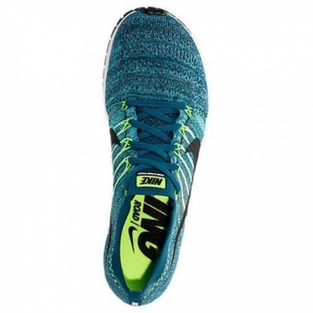 Laufschuhe M 6 Größe Schwarz Streak Nike Flyknit FEwZWz