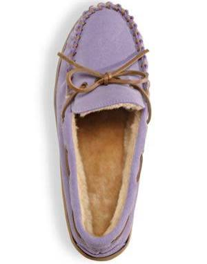 11 Púrpura Tamaño Mujer Zapatillas Blair Comfortease Lila Suede Para Zw6Bqa