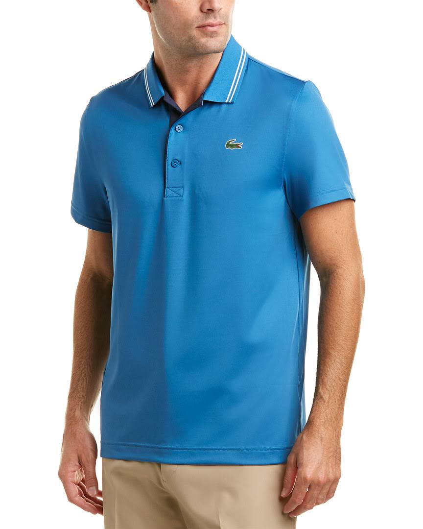 Jersey Lacoste Lacoste Jacquardkragen Polo Sport Jacquardkragen Jersey Sport Polo Lacoste Sport OxEF4qCEn