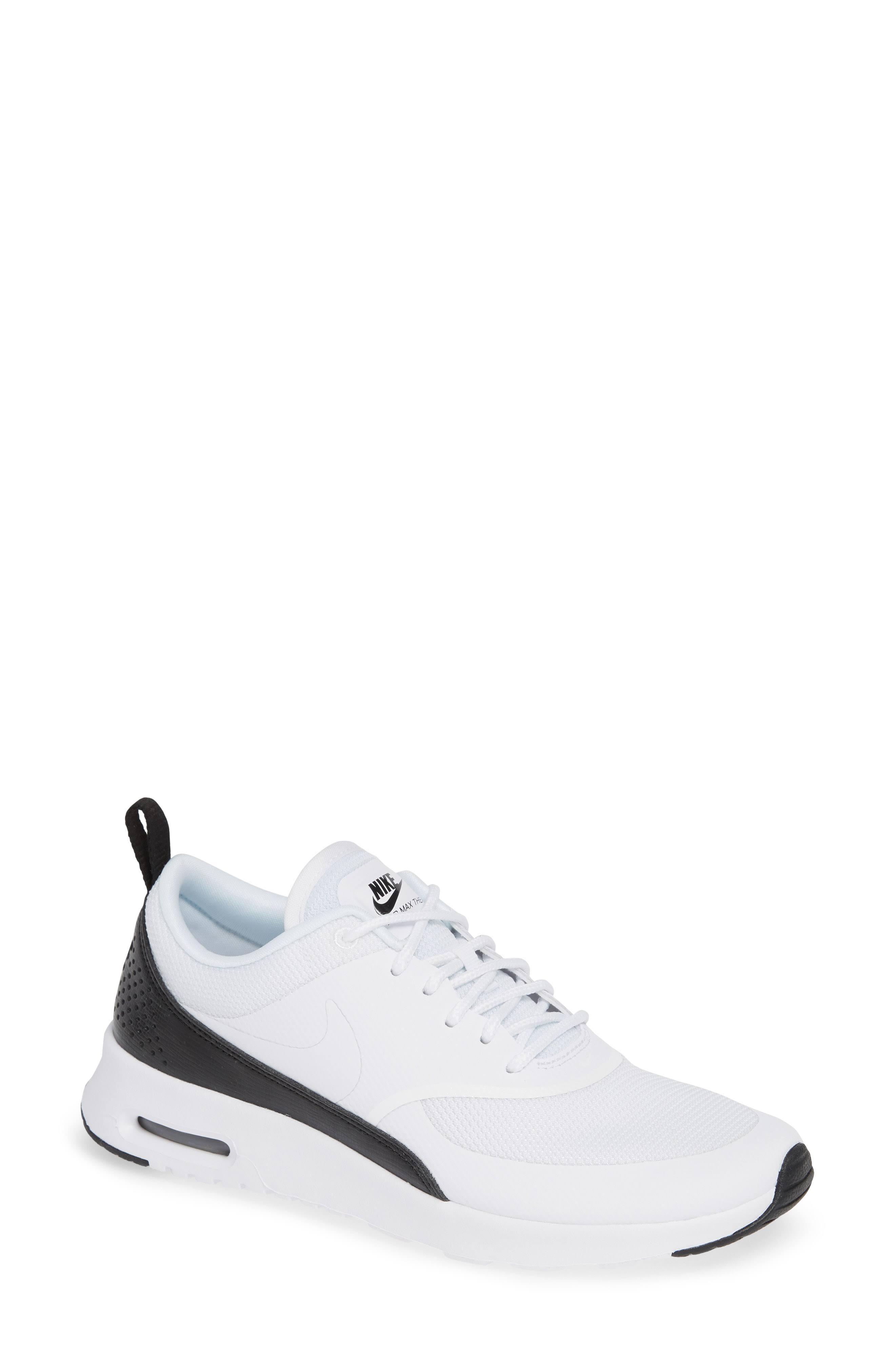 Para Thea 5 Zapatillas Mujer Max Tamaño Nike 5 Air Blanco M q0IHHAxBWw