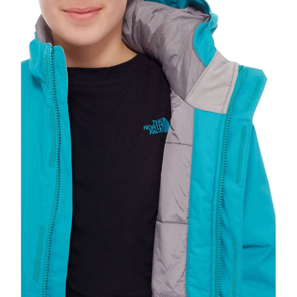 Face Youth Snowquest Jacke Kokomo Grün North H1qFP1