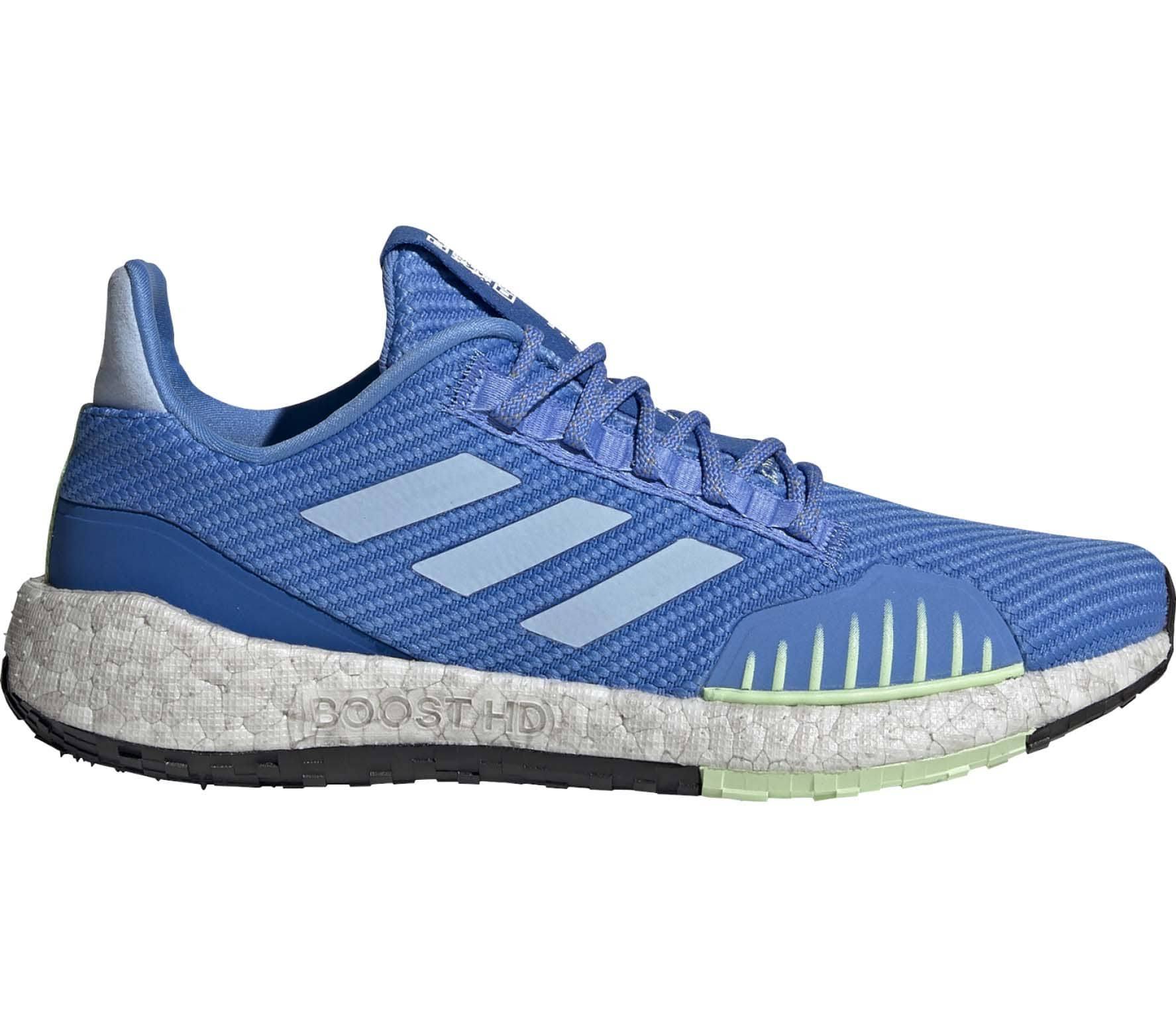 Adidas Pulseboost HD Women Running Shoes Blue