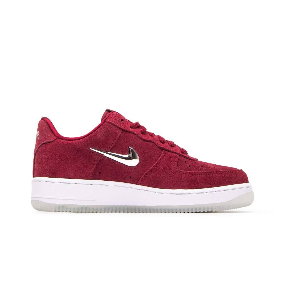 NikeAir Lx Sneakersrood Force '07 Suede Premium 1 hsxtQrdC