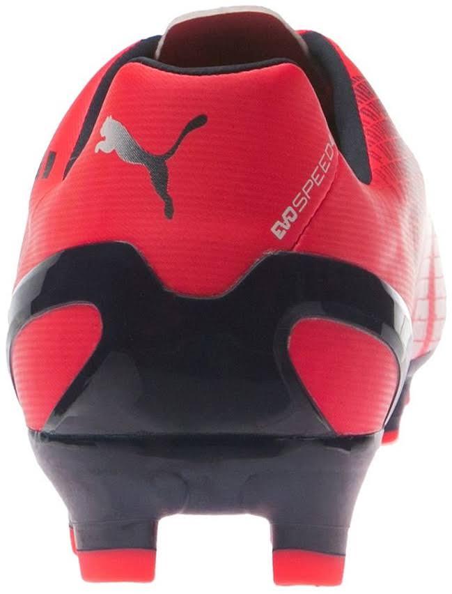 Rot Fußballschuhe 4 Evospeed 3 Firm Herren Puma Ground w06q0