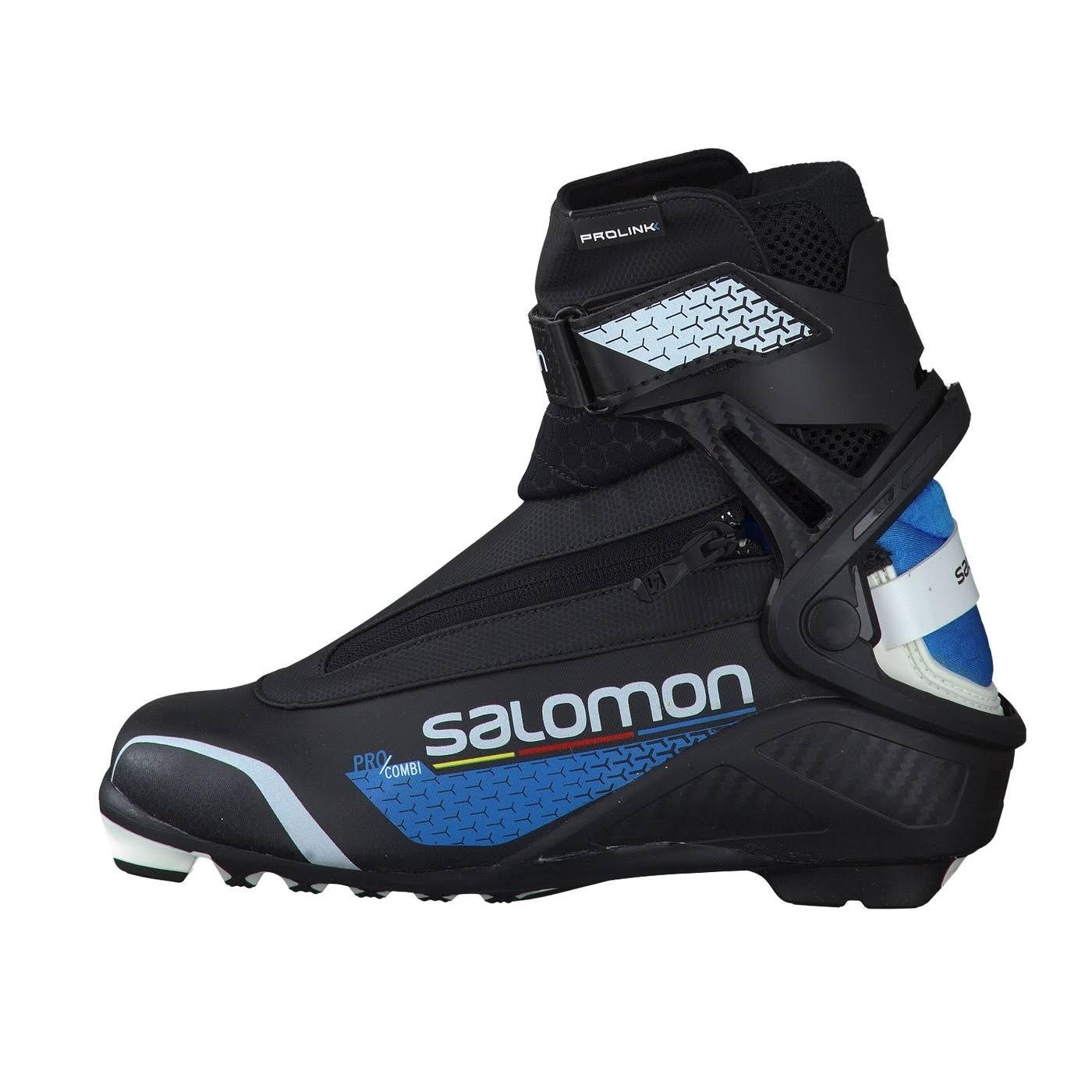 Prolink Pro ups Casual Combi Salomon Black Lace FIf1wqdqY