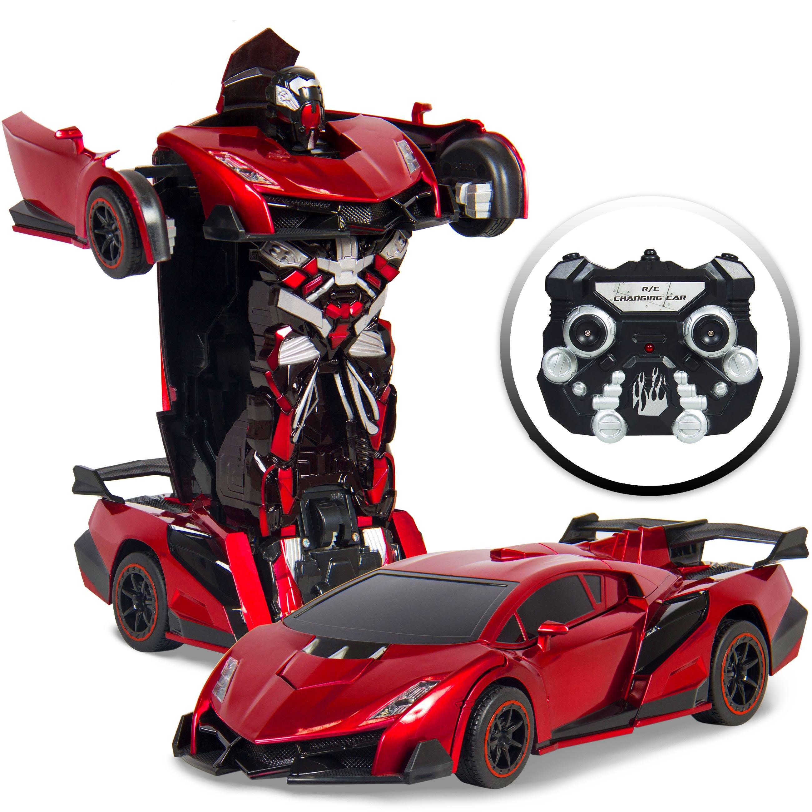 Transformer Control Rc Toy Car Kids Robot Productos De Remoto Los Choice Mejores OKwAqZYSAv