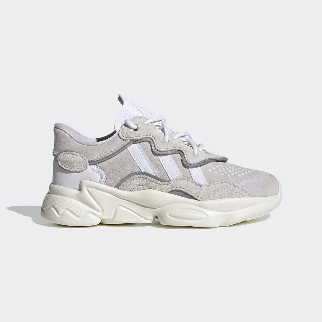 Adidas Ozweego Shoes - Kids - White