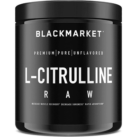 Blackmarket Labs RAW L-Citrulline