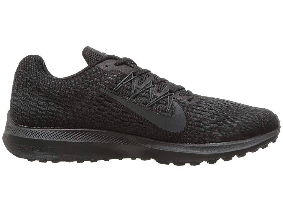 Air Winflo Para 6 Negro 4e 5 De Zoom Ancho Antracita Zapatillas Extra Nike Hombre Running 5 UtaBCaqXxw
