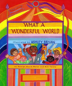 What a Wonderful World by George David Weiss - Used (Good) - 0689800878 by Simon & Schuster Children's Publishing | Thriftbooks.com
