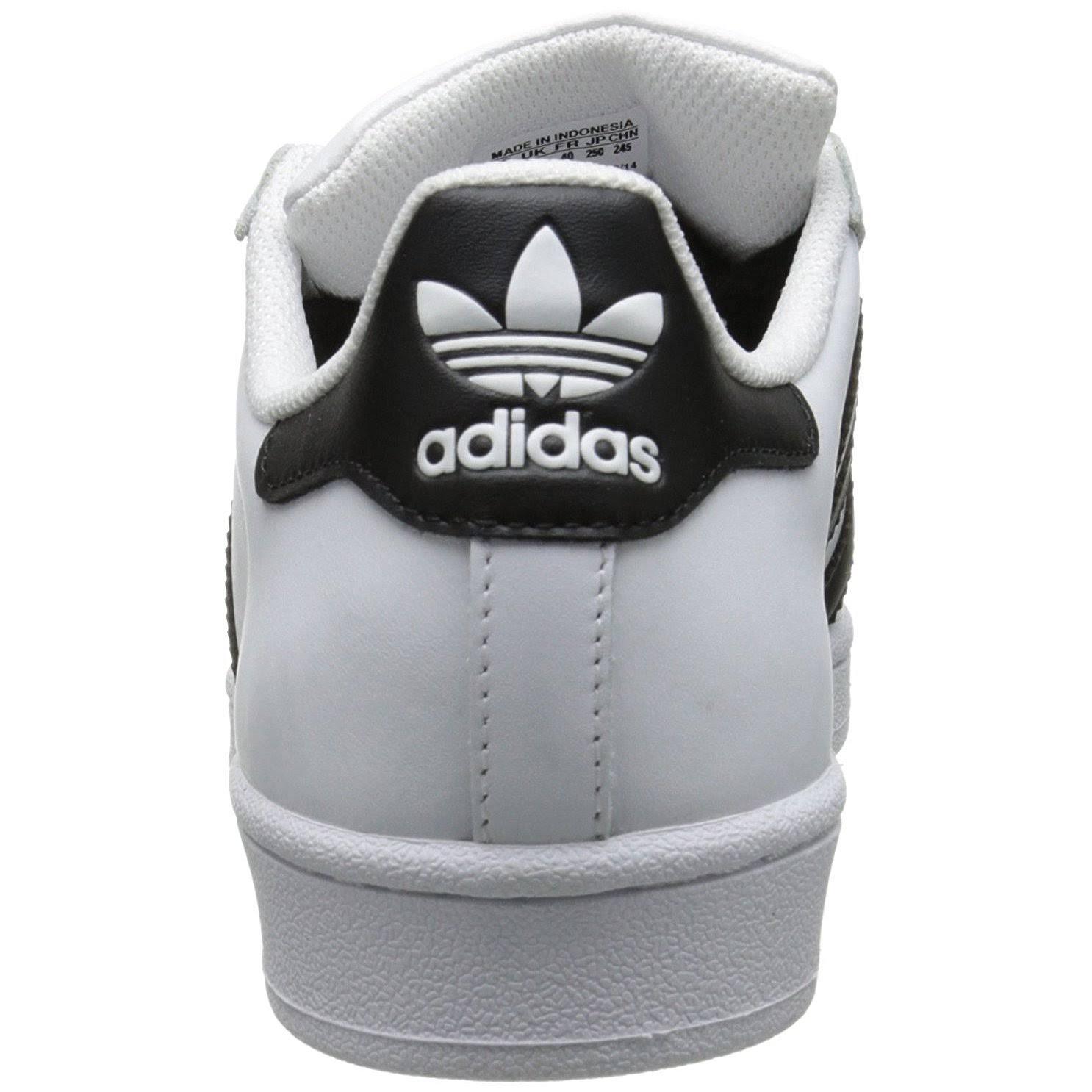 Adidas Superstar Womens C77153 white black Shoes Originals White rpOqwr