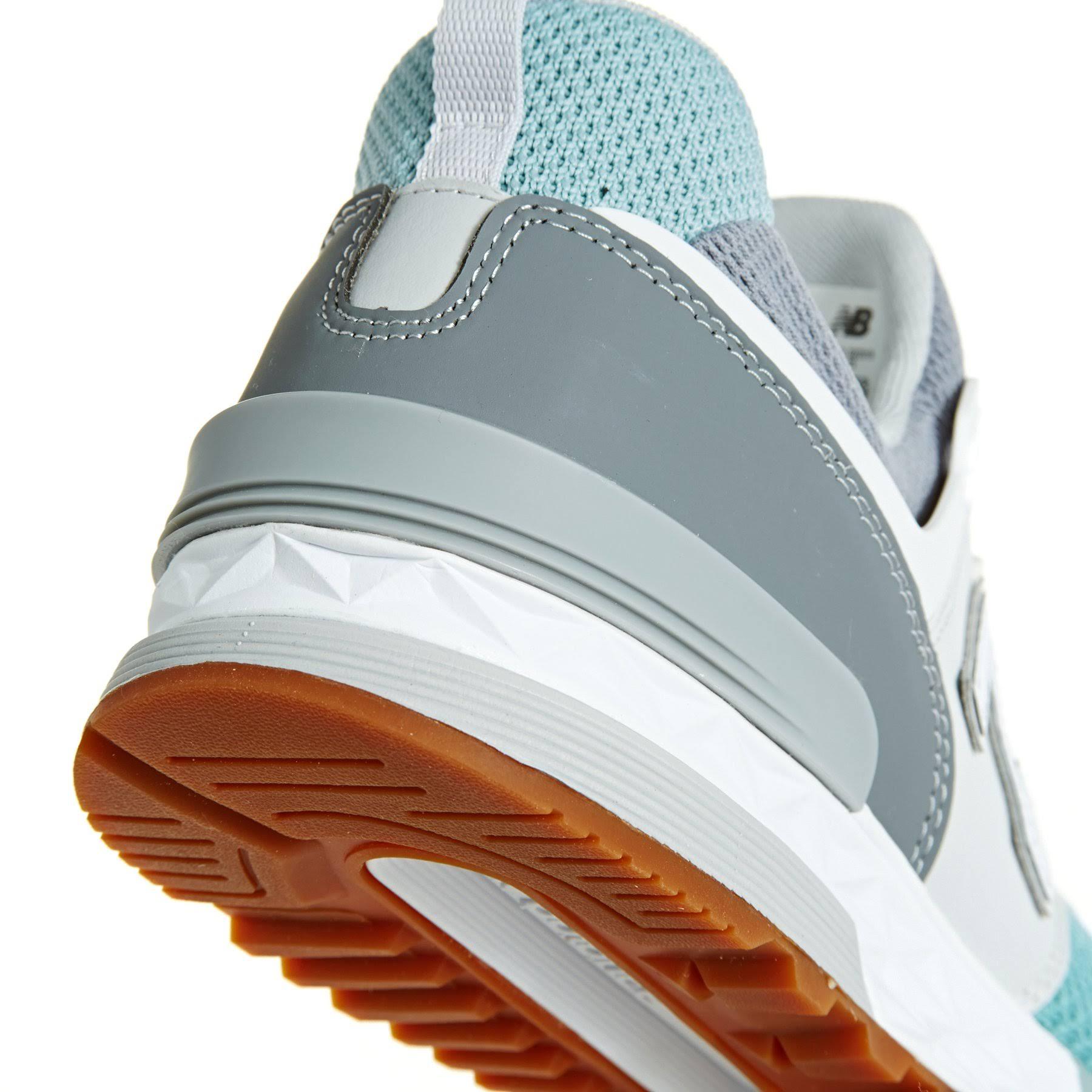 New Para Sport 574 Knit Gunmetal Shoe Hombre 5 Balance Storm 9 Blue r7qSrwFCTn