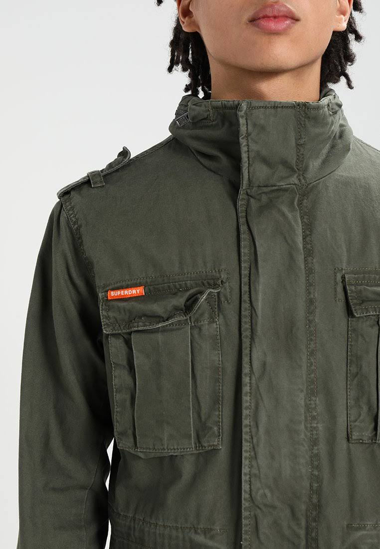 Classic M Rookie Superdry Military Patrolkhaki gaBfUH