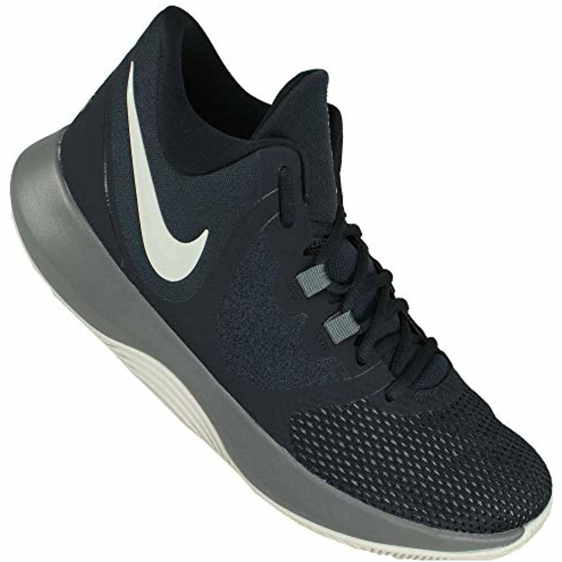 Basketbalsok Nike Precision Ii Air voor Obsidiaan heren 76byfgY