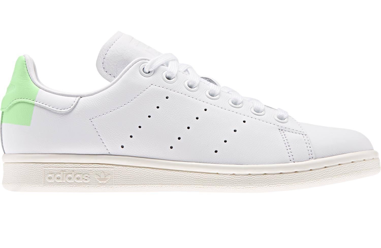 adidas Stan Smith W shoes Women white green Gr.36 2/3 EU