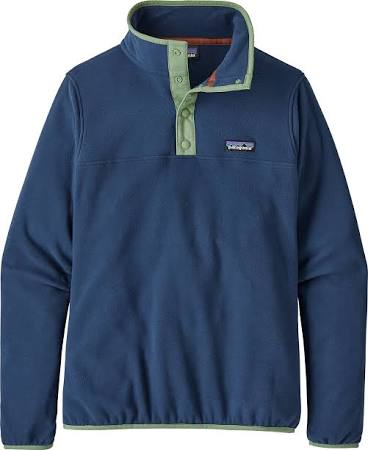Womens Micro D Blue t Stone Patagonia Pullover Snap vXgdBwHgxW