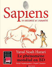 Sapiens - tome 1 (BD): La naissance de l'humanité (A.M. BD) - Livres d'occasion