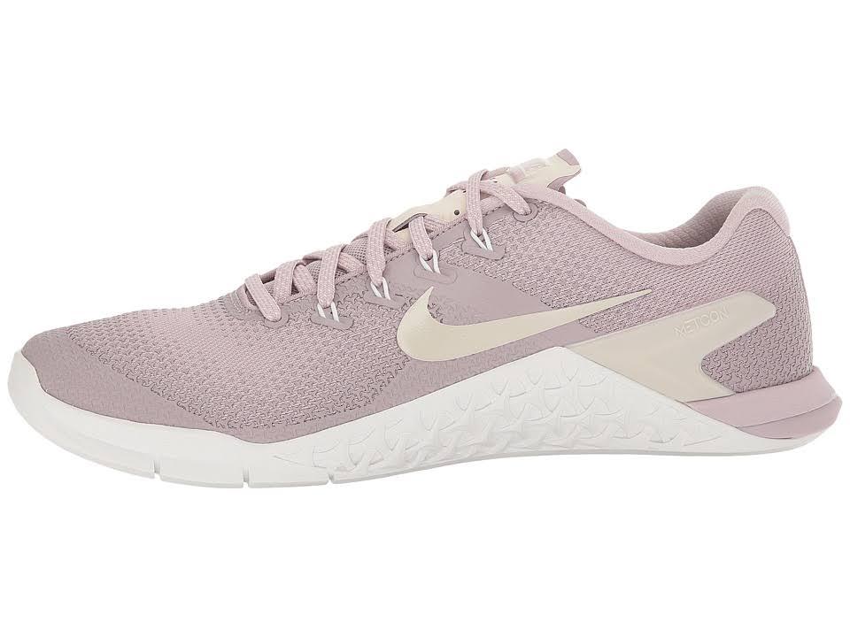 10 5 Nike 4 Para Partícula Mujer Blanco Metcon Rosa xn60p6Ywaq