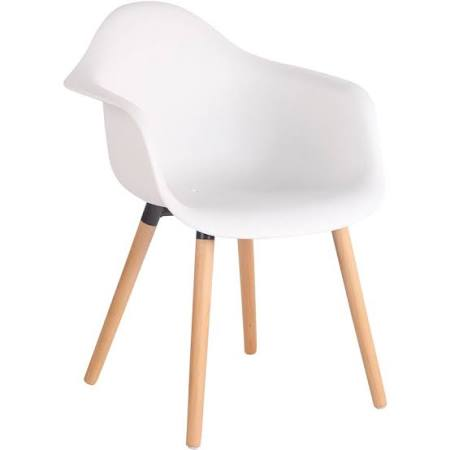 Silla de Jardín Gaffney , Blanco Barhocker CLP | Google Shopping